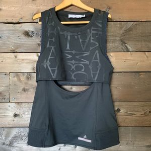 🍋 2 for $30 Adidas - Stella McCartney tank